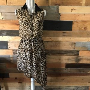 Fun & Flirt Dresses - Leopard Print Dress
